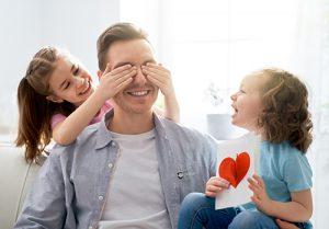 Vaderdag als gescheiden ouders