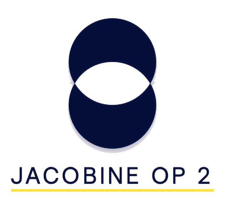 Jacobine op twee